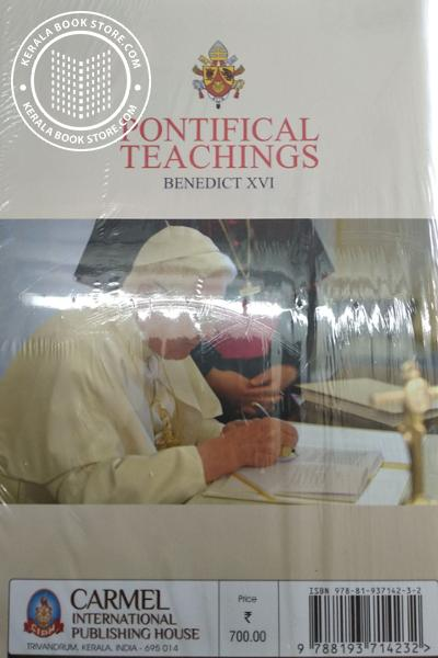 back image of Pontifical Teachings