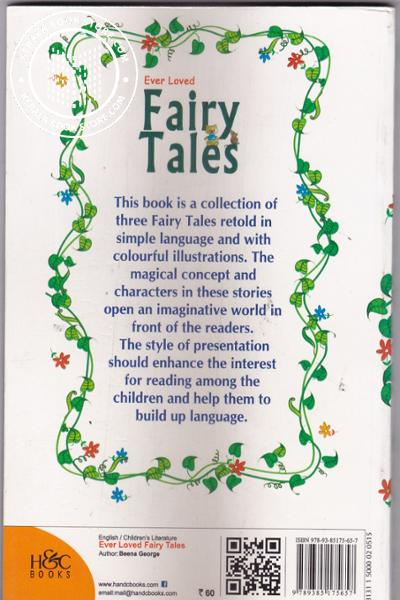 back image of Ever Loved Fairy Tales