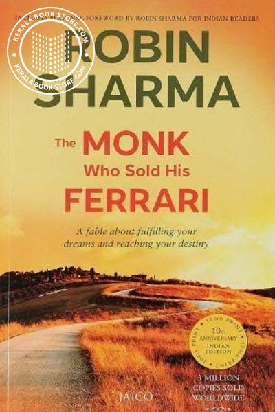 back image of The Monk Who Sold His Ferrari
