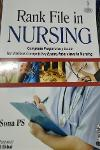 Rank File In Nursing
