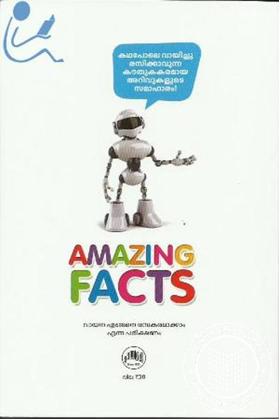 back image of Amazing Facts