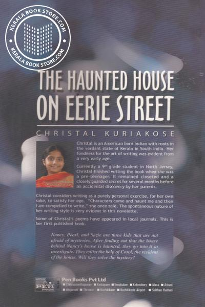 back image of The Haunted House On Eerie Street