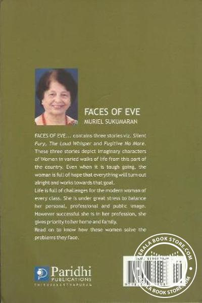 back image of Faces of eve
