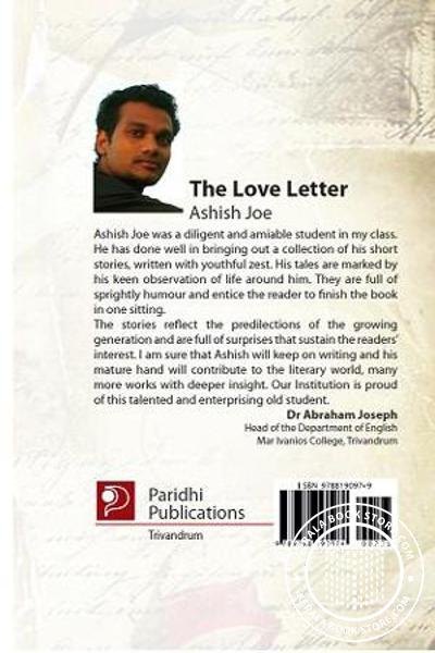 back image of The Love Letter