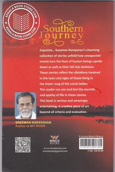 back image of Southern Journey