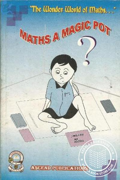Cover Image of Book Maths a Magic Pot