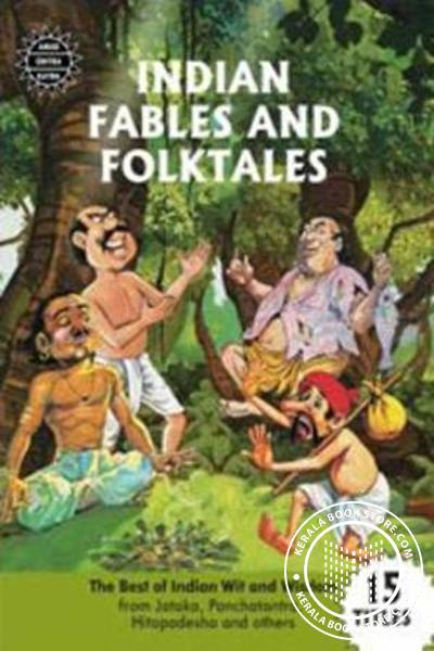 Cover Image of Book Indian Fables and Folktales