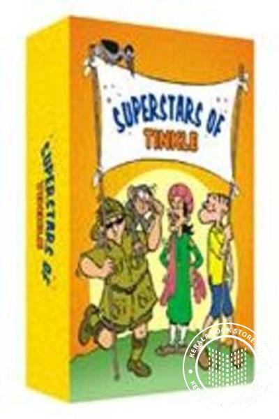Image of Book Tinkle Super Star Pack
