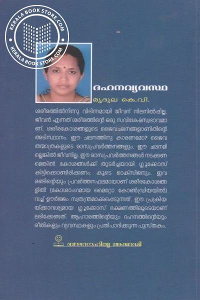 back image of ദഹനവ്യവസ്ഥ