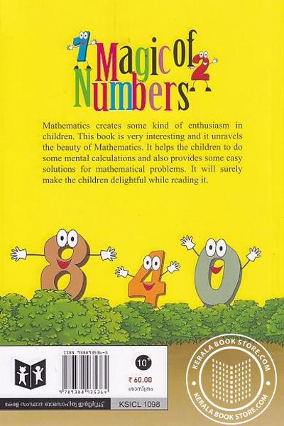 back image of Magic of Numbers