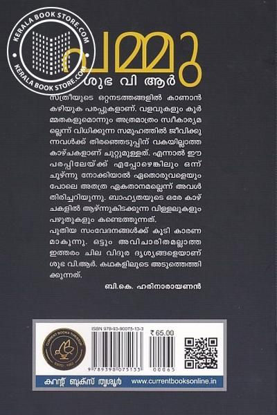 back image of പമ്മു