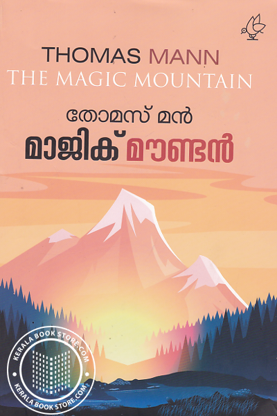Cover Image of Book Magic Mountain
