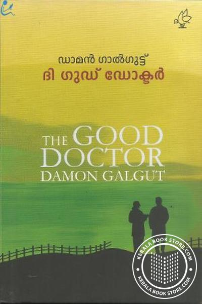 Cover Image of Book The Good Doctor