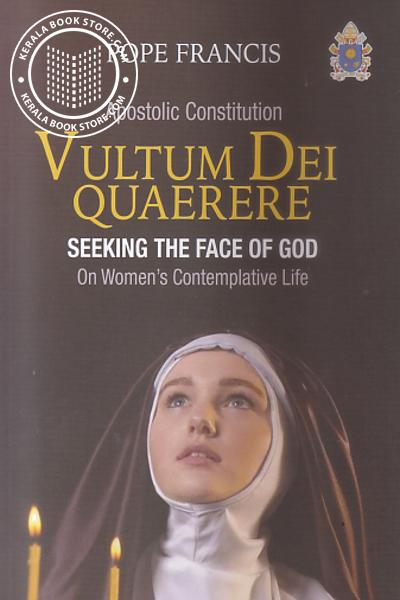 Cover Image of Book Apostolic Constitution Vultum Dei Quaerere