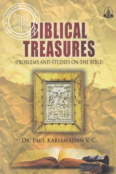 Cover Image of Book Biblical Treasures