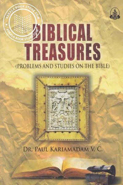 Image of Book Biblical Treasures