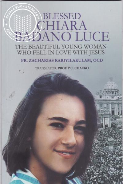 Cover Image of Book Blessed Chiara Badano Luce The Beautiful Young Woman who fell in love with Jesus