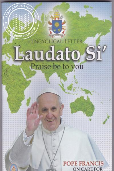 Cover Image of Book Laudato Si Praise be to you