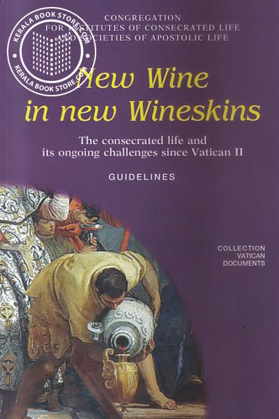Cover Image of Book New Wine in new Wineskins
