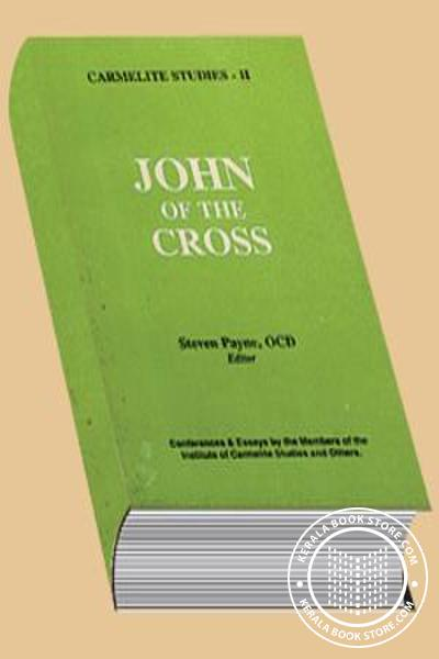 Cover Image of Book St. John of the Cross