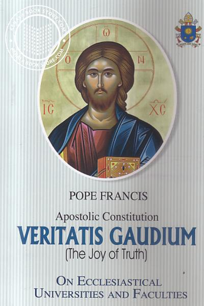 Cover Image of Book Veritatis Gaudium -The Joy of Truth-