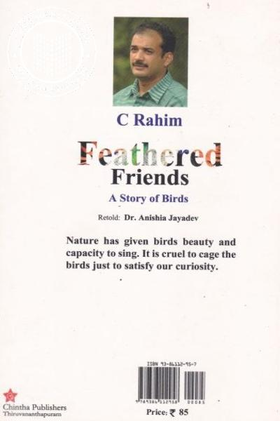back image of Feathered Friends