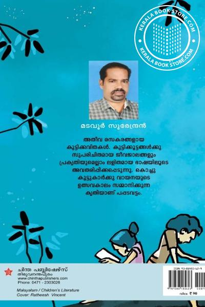 back image of Pappadavattam