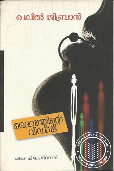 Cover Image of Book Daivathinte Viddy