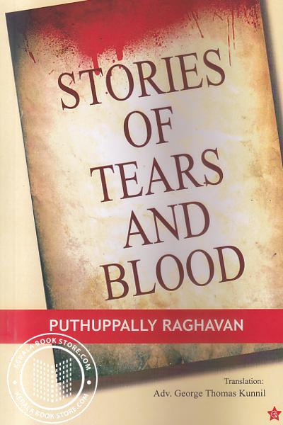 Cover Image of Book Stories of Tears and Blood