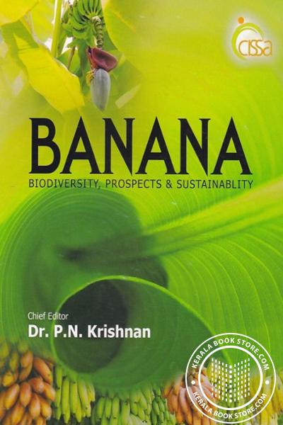 Cover Image of Book Banana Biodiversity prospects Sustainablity