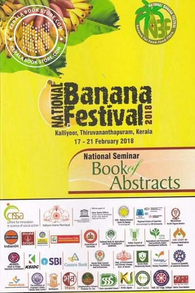 Cover Image of Book Banana Festival