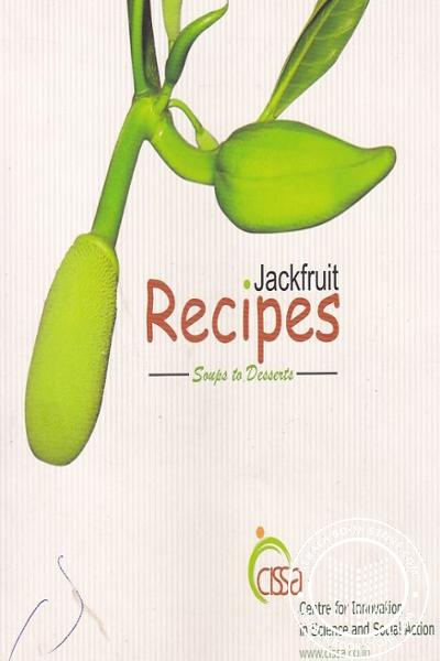 Cover Image of Book Jackfruit Recipes - Soups to Desserts