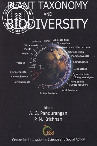 Cover Image of Book Plant Taxonomy and Biodiversity