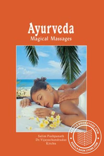 Cover Image of Book Ayurveda- Magical Massages