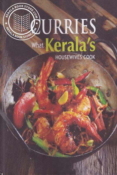 Cover Image of Book Curries What Keralas Housewives Cook