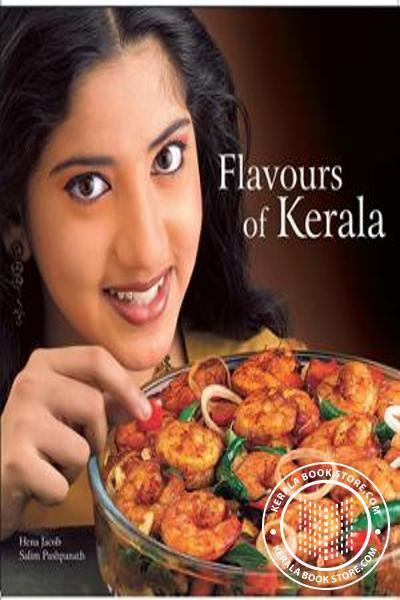 Cover Image of Book Flavors Of Kerala