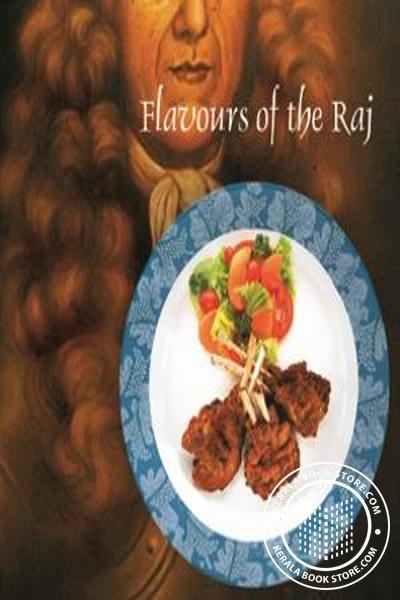 Cover Image of Book Flavours of the Raj