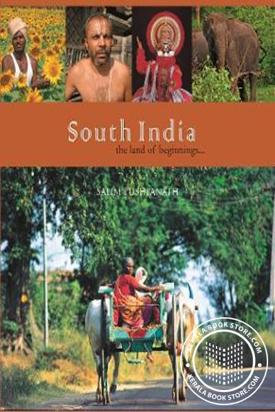 Cover Image of Book South India- The Land of Beginnings