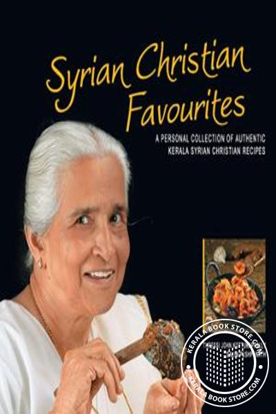 Cover Image of Book Syrian Christian Favorites