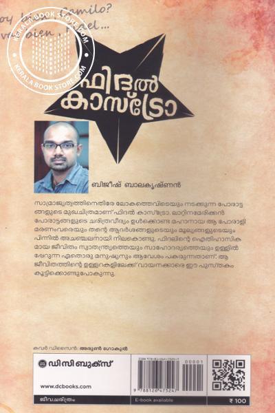 back image of ഫിദല് കാസ്ട്രോ