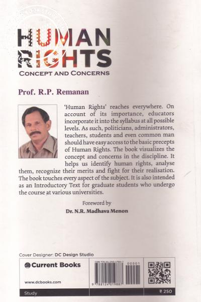 back image of Human Rights