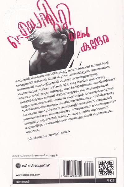 back image of ഐഡന്റിറ്റി