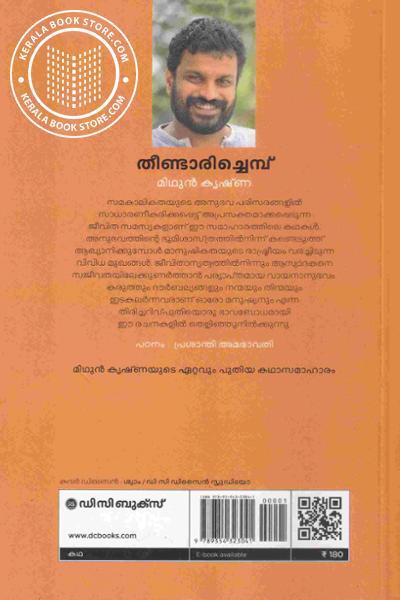 back image of തീണ്ടാരിച്ചെമ്പ്