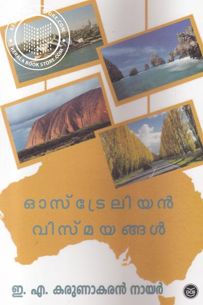Image of Book Australian Vismayangal