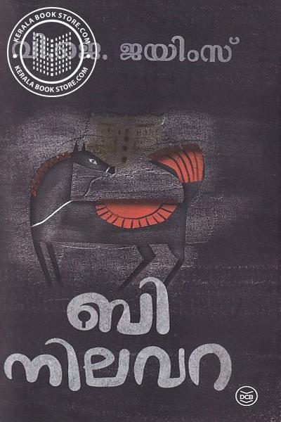 Cover Image of Book ബി നിലവറ