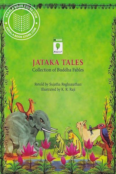 Cover Image of Book Jataka Tales Collection Of Buddha Fables