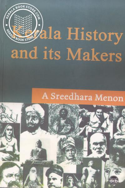 Cover Image of Book Kerala history and its makers