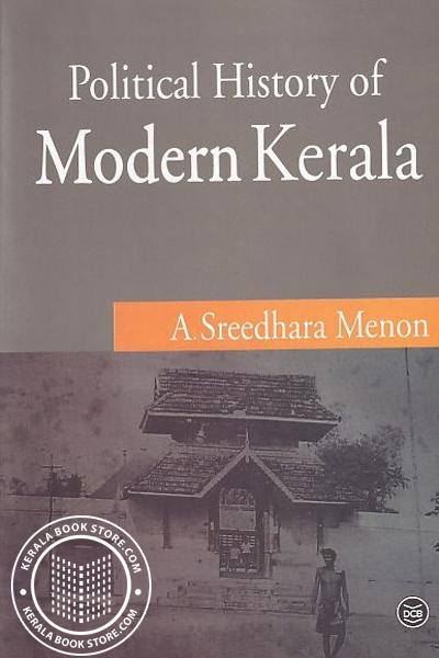 Cover Image of Book Political History of Modern Kerala