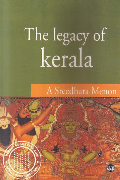 Cover Image of Book The Legacy of Kerala