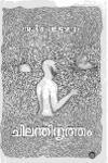 Thumbnail image of Book ചിലന്തിനൃത്തം